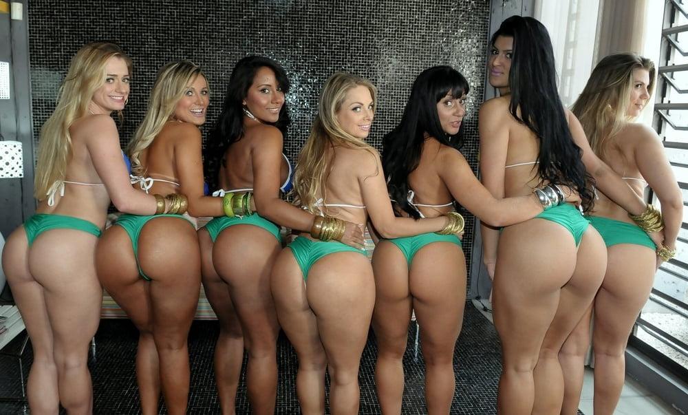 бразильские большие задницы молодых девушек хардкор секс