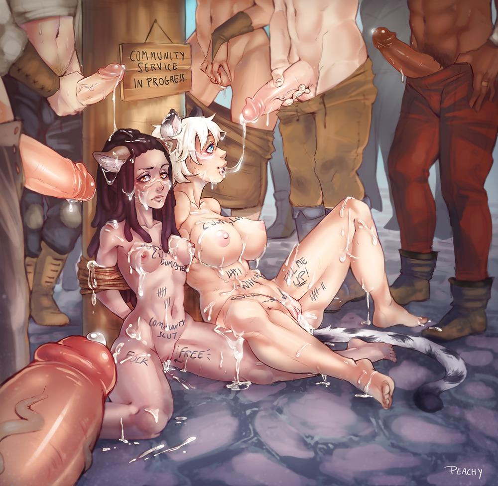 порно арт групповуха - 10