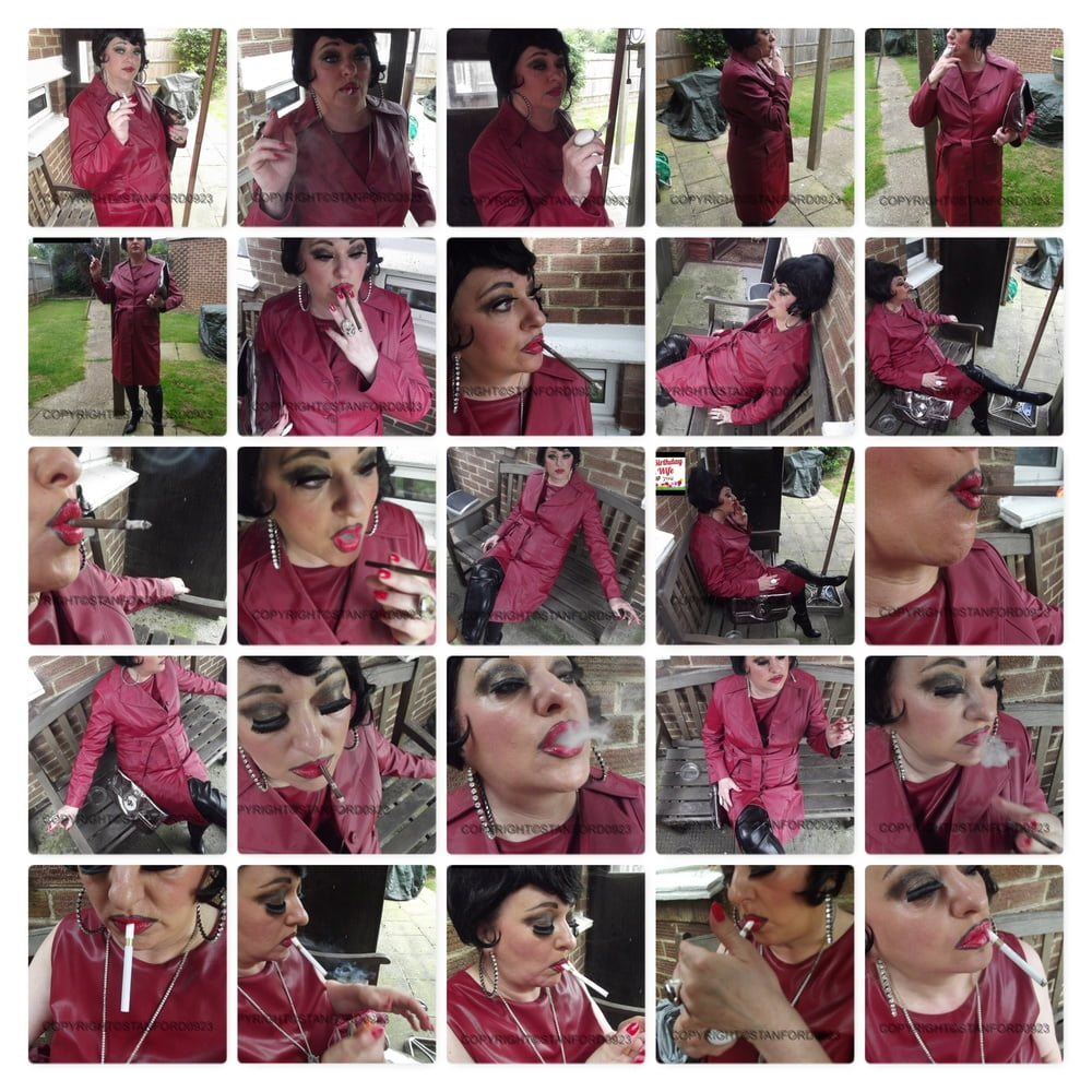 MISS SMOKE MEMORIES PT 2 - 53 Pics