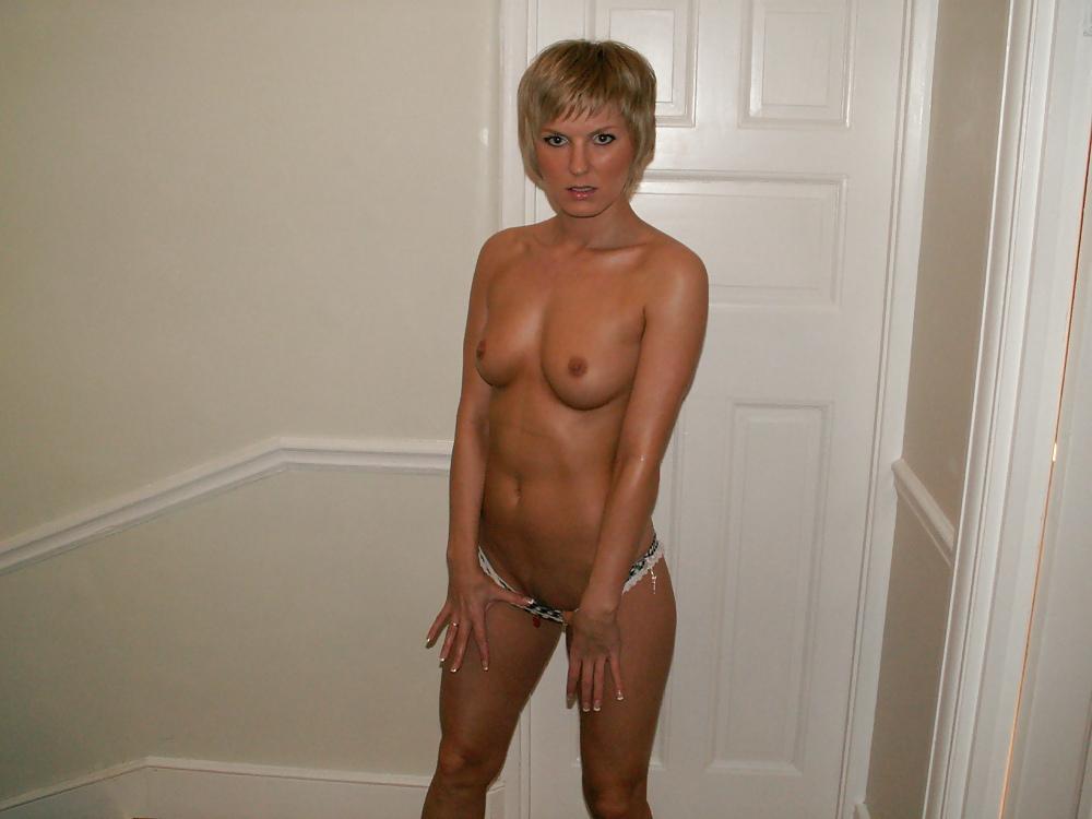 Amateur Short Hair Girlfriend