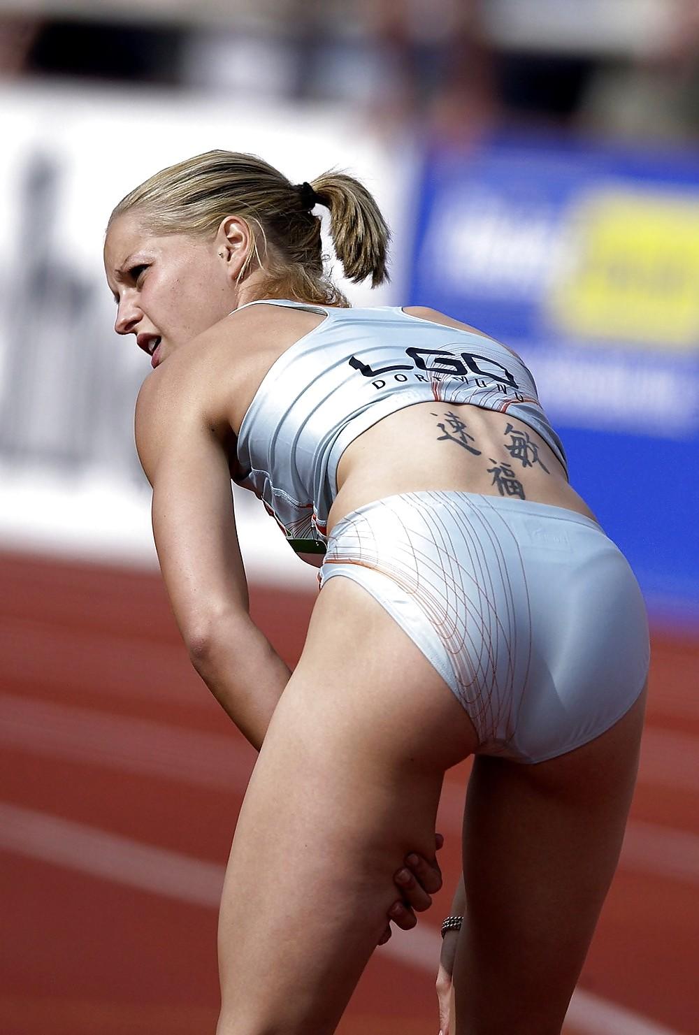 Voyeur sport women