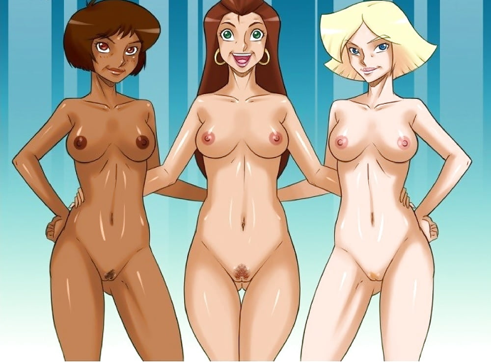 Totally spies porn sex slave