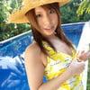 Aoki - poolside stripping