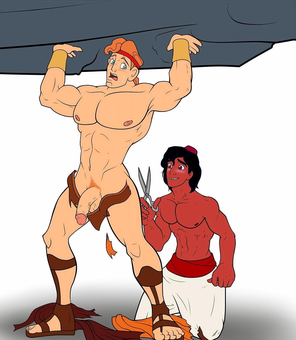 Hercules and megara wild sex