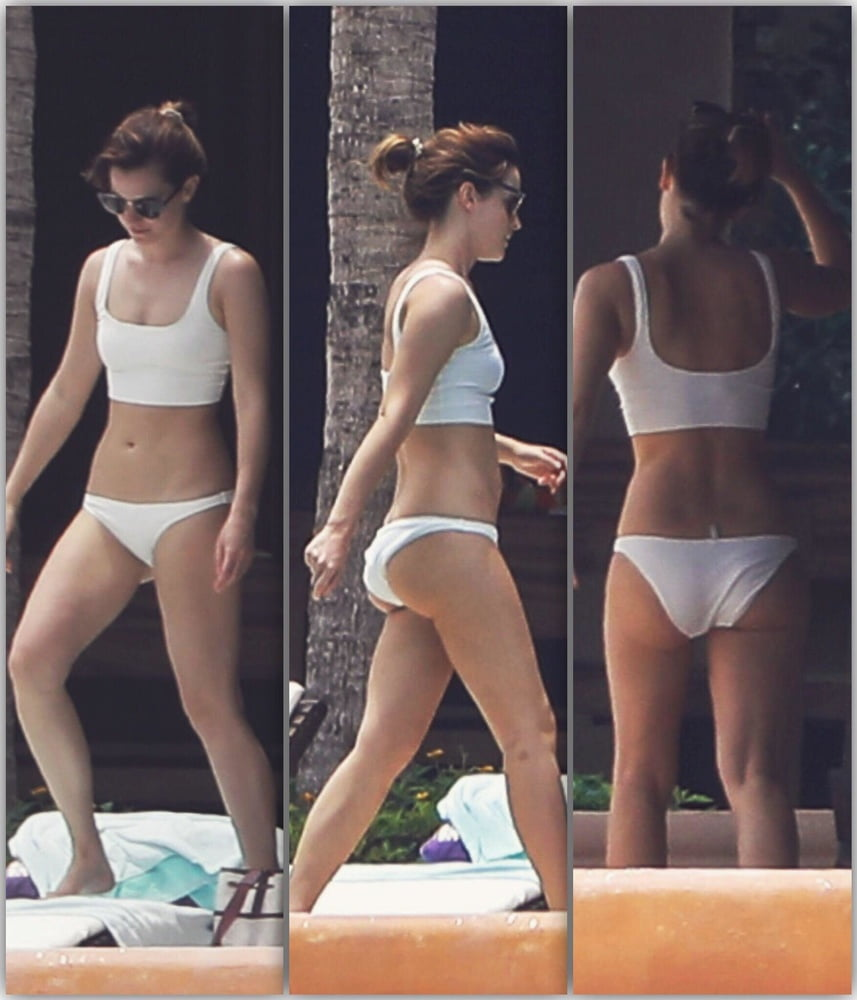 Moms and sexy emma watson in a bikini best looking