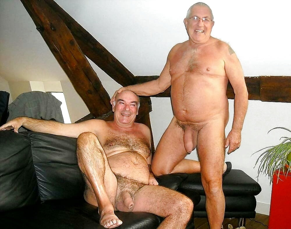 Mature Daddies Having Fun