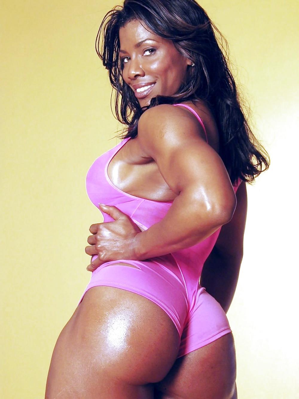 Renita Harris - Female Bodybuilder - 10 Pics - Xhamstercom-9014