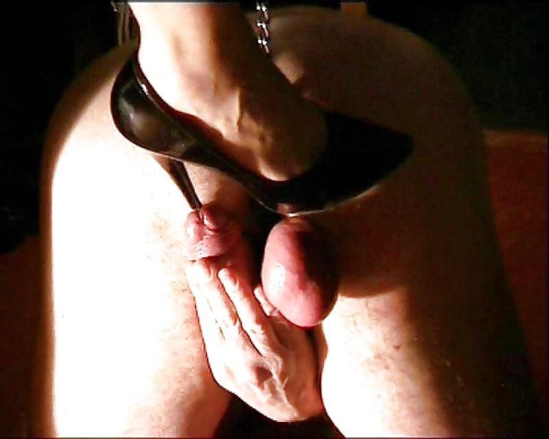 Beautiful Ass Nails Femdom