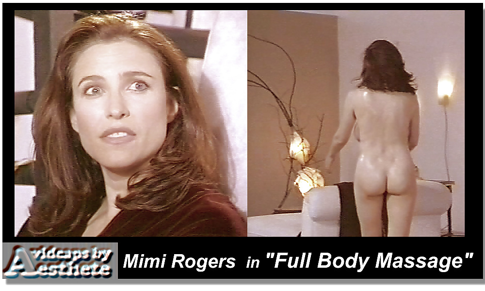 Super Busty Milf Actress Mimi Rogers Nudes