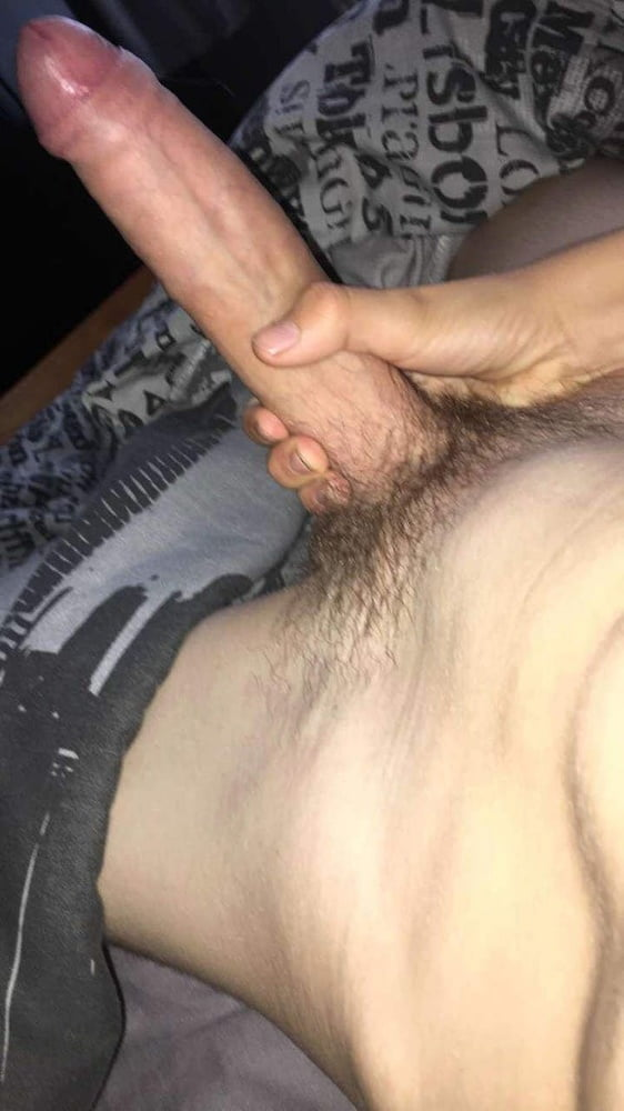 Big dick only one