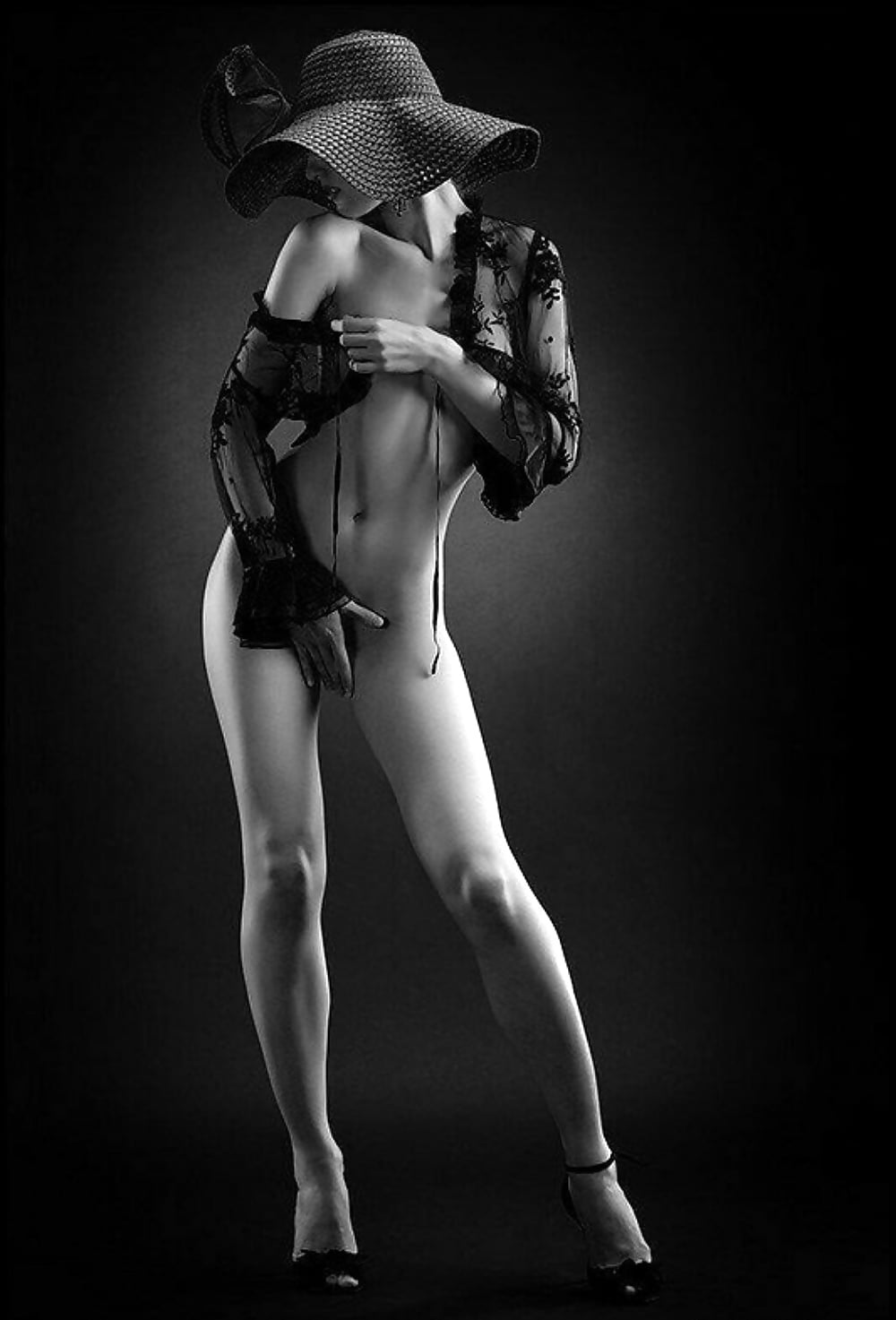 Kitty m in boudoir by the life erotic