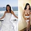 brides wedding amateur upskirt flashing voyeur hochzeit
