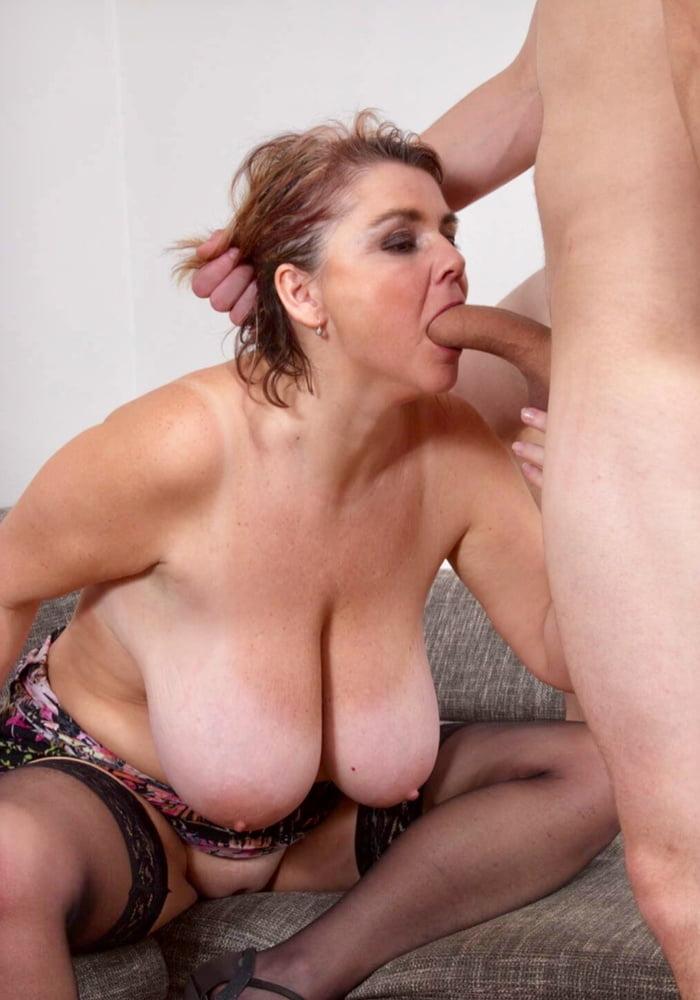 Busty mature milf sex