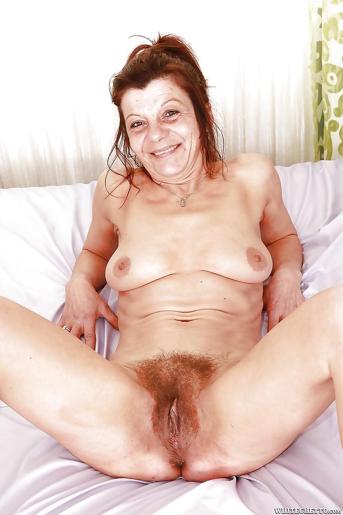 Hairiest grannies nude #1