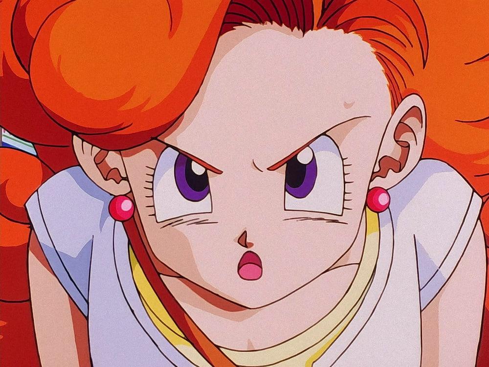 Dragon ball super female characters