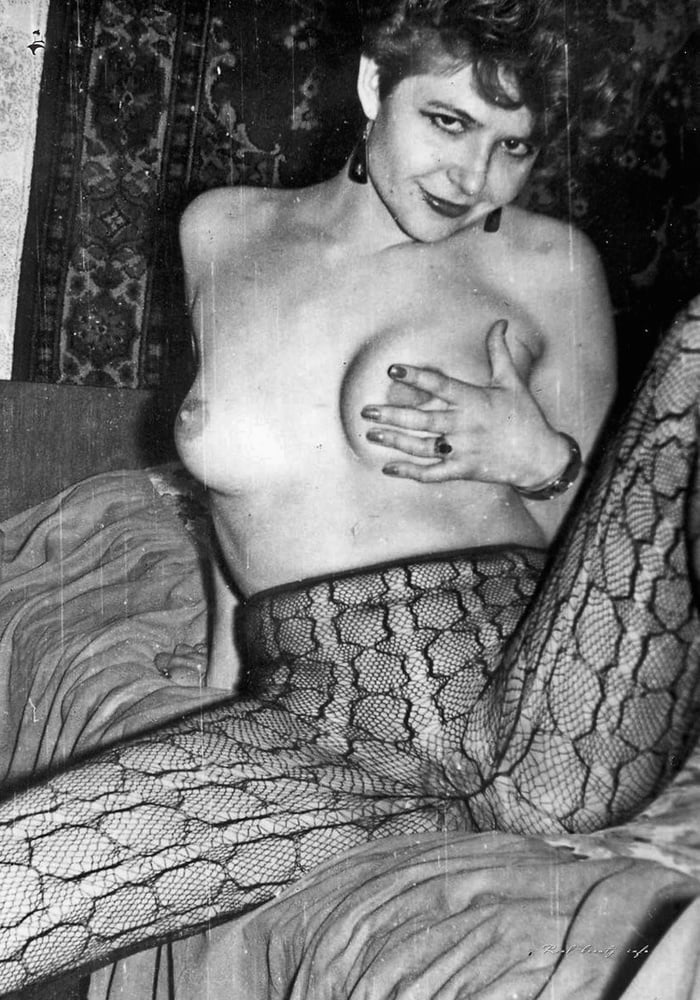 Подборка эротических фото женщин ссср