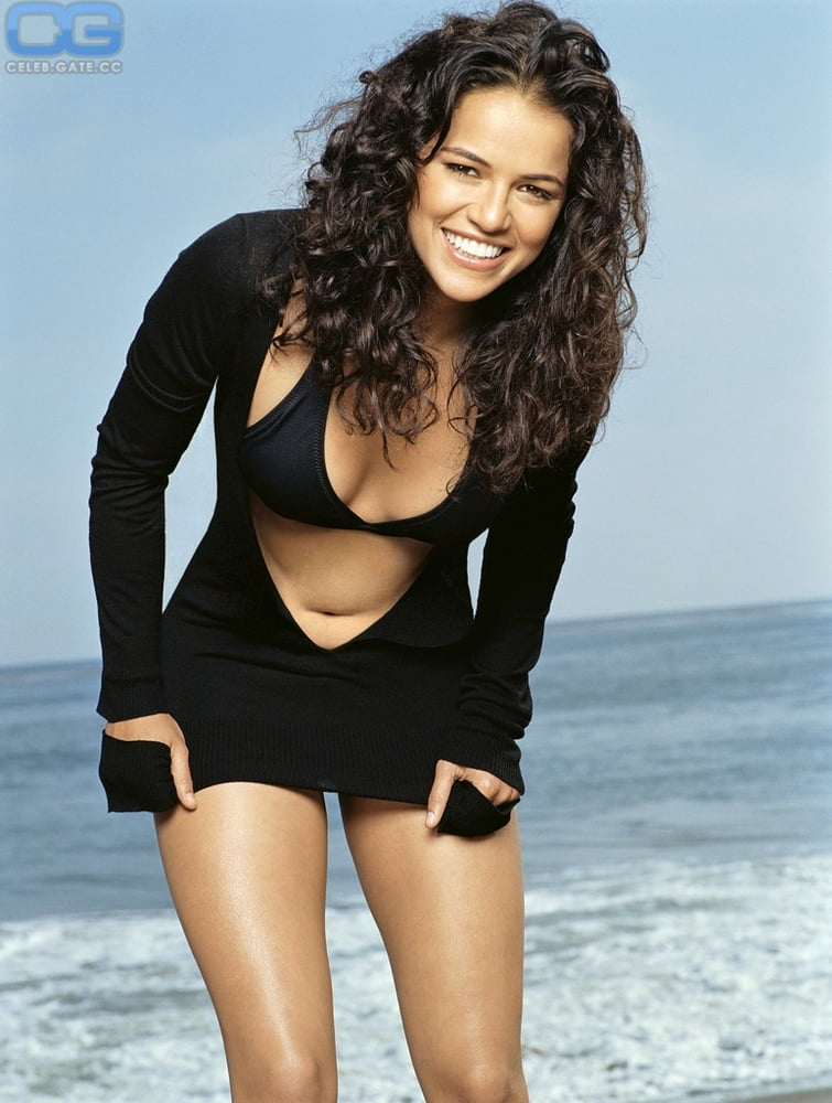 Michelle rodriguez naked