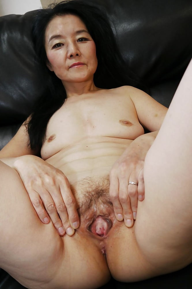 Asian Grandma Tomoko Goes Pantyless Today Pichunter Sextvx 1