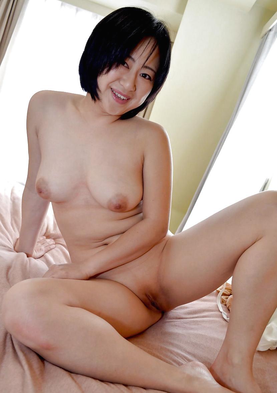 Japanese amateur mature white panty
