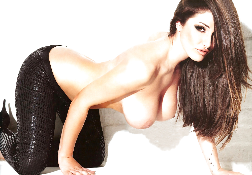 Lucy Pinder Model Sexy 1