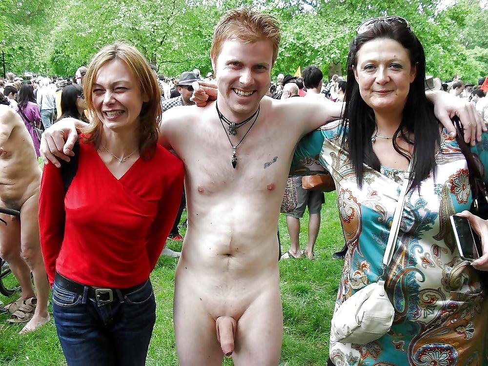 Showing porn images for clothed women naked men porn