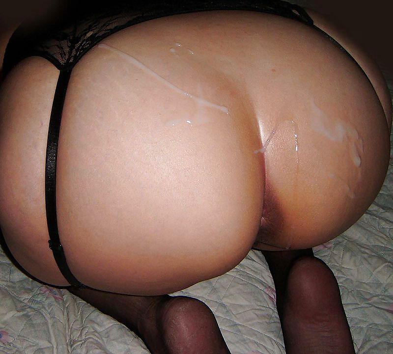 большие задницы в сперме порно фото - 7