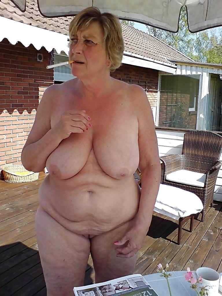 Alluring Granny Gilf - Jill Nude Art Model - 107 Pics -5031