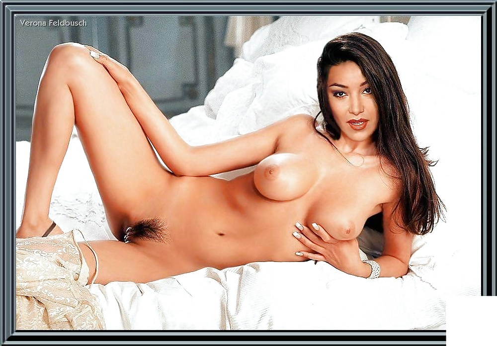 Verona Pooth Pussy