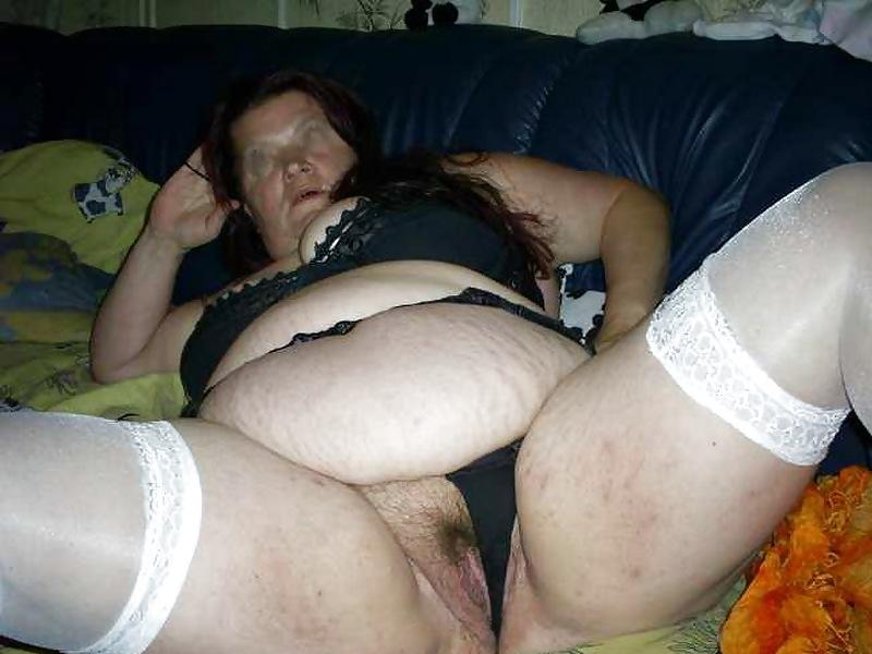Sexy granny anal sex-1127