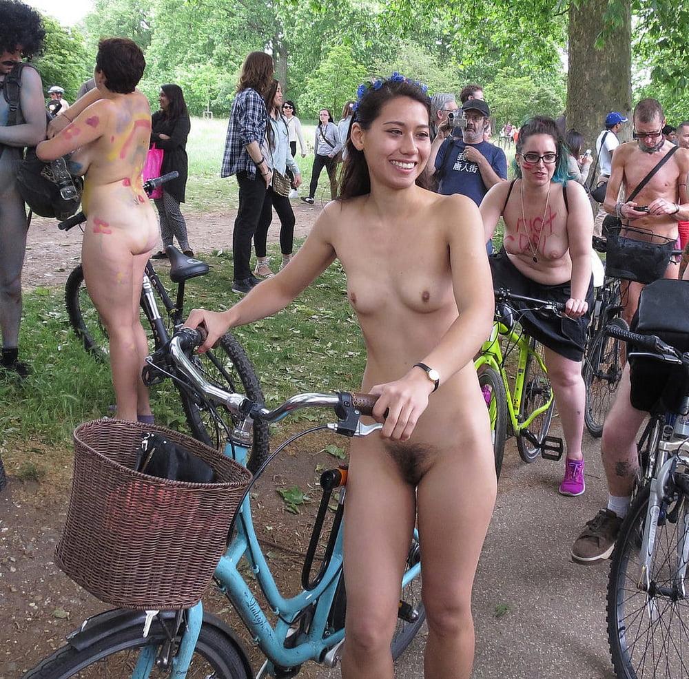 World Naked Bike Ride, Take Three
