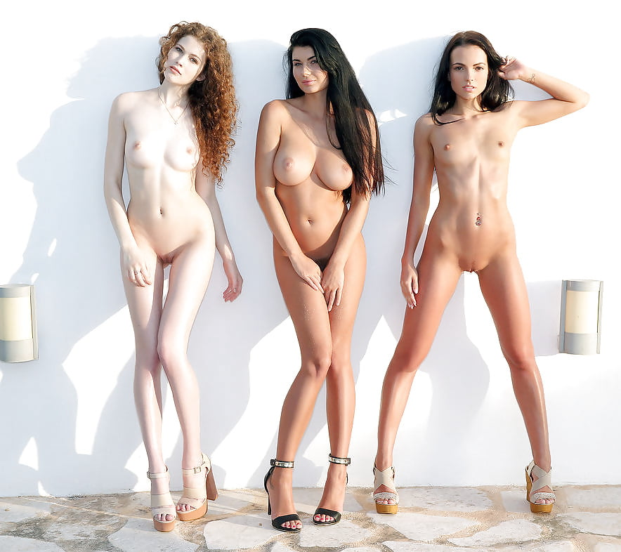 White Naked Girls Private