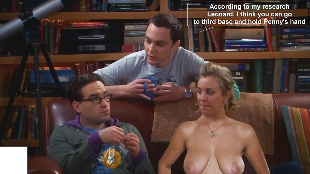The big bang theory porn pics