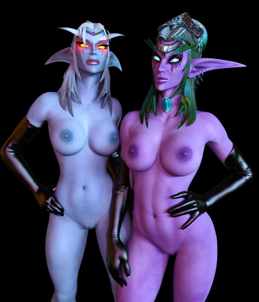 World Of Warcraft Big Boobs