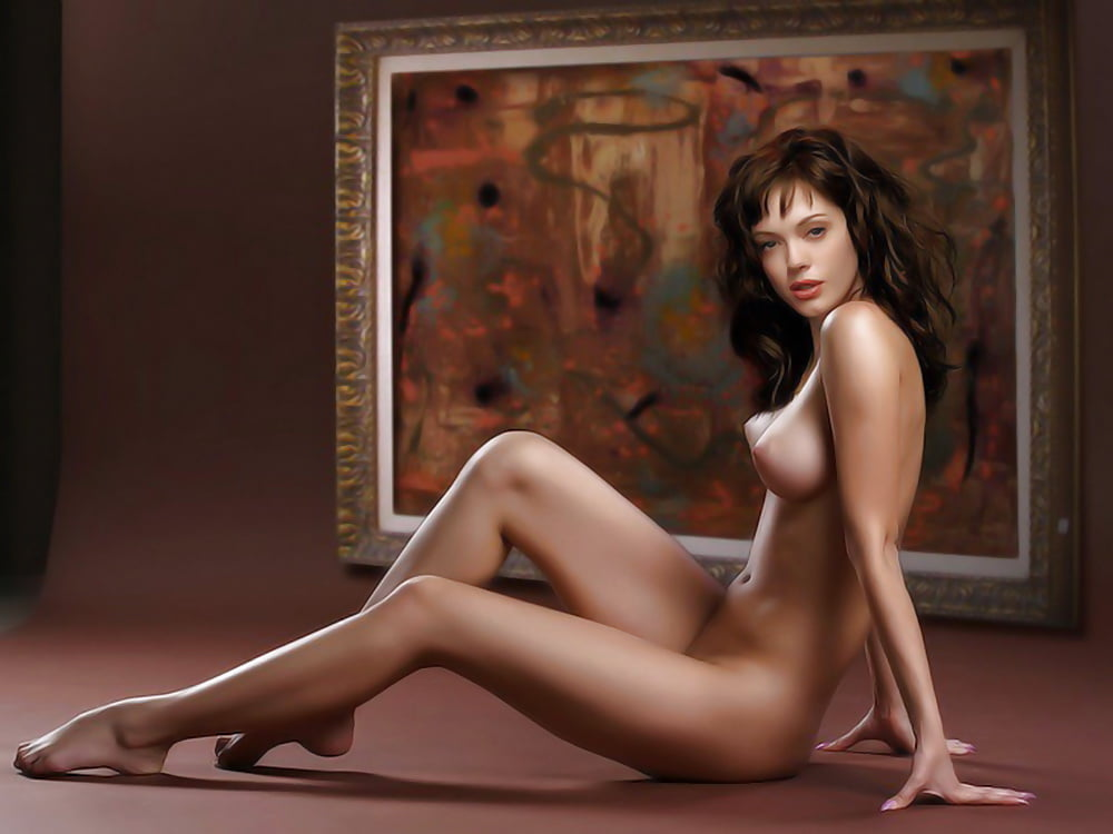 Hottest celebrities in sexy naked photos
