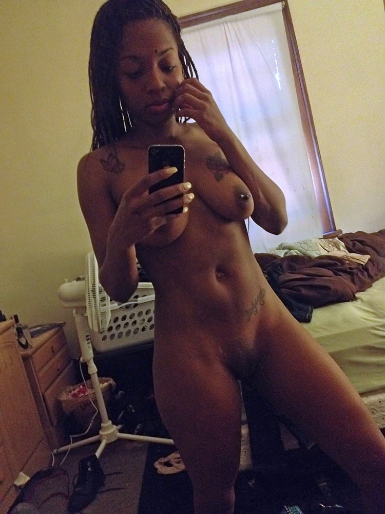 Oily naked black girls selfies