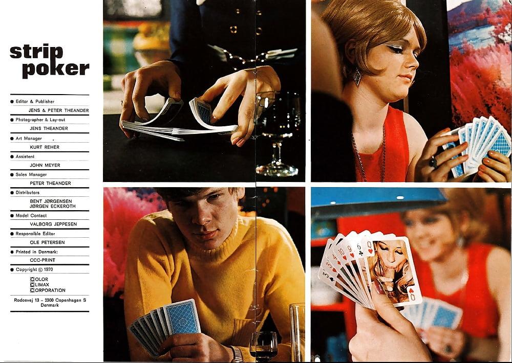 Strip poker porn hd-9860
