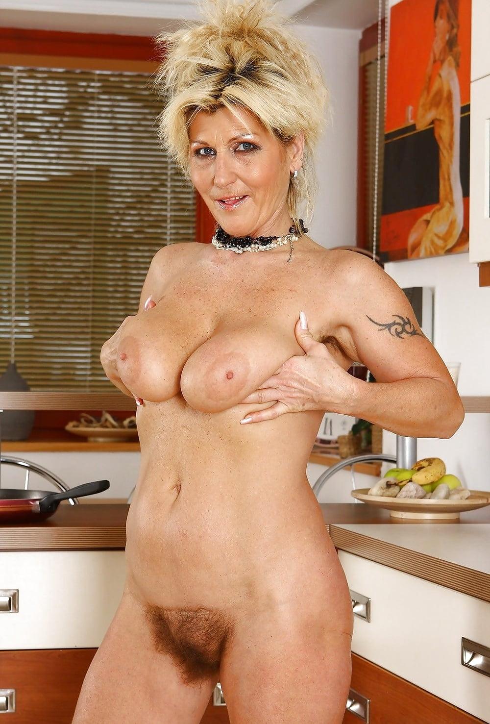 Nice grannies with big saggy boobs