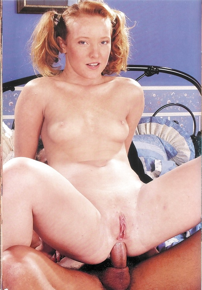 What excellent red heads with puffy nipples big amusing piece