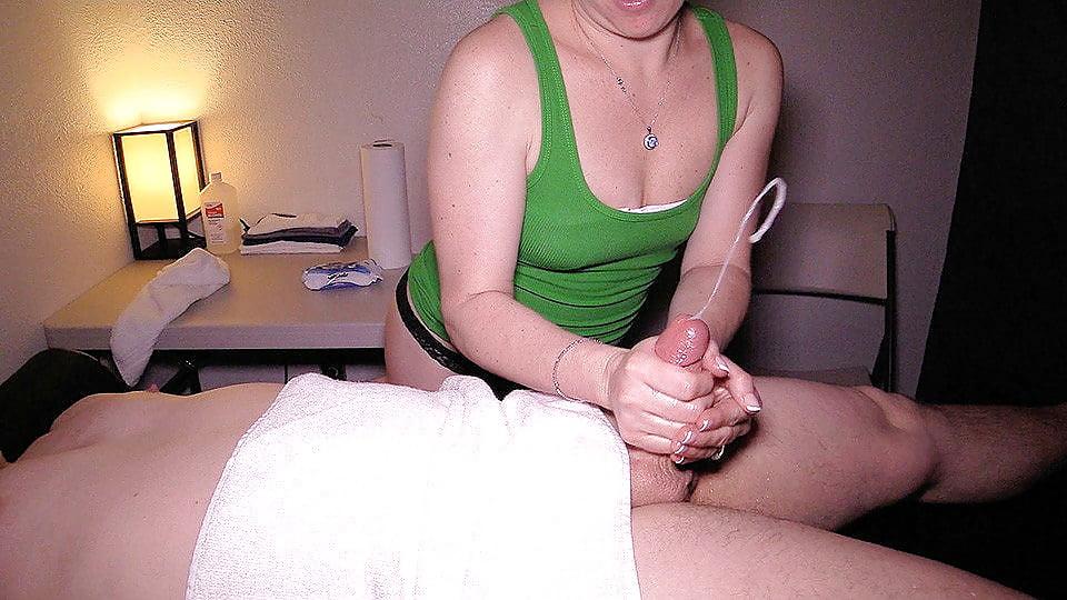 Chinese Massage Handjob