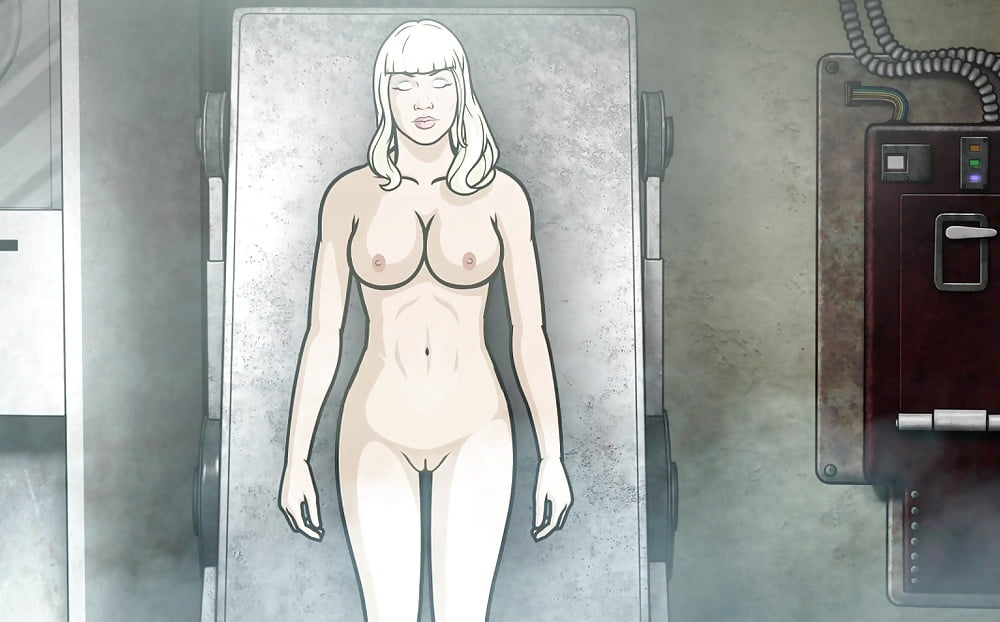 archer show porn