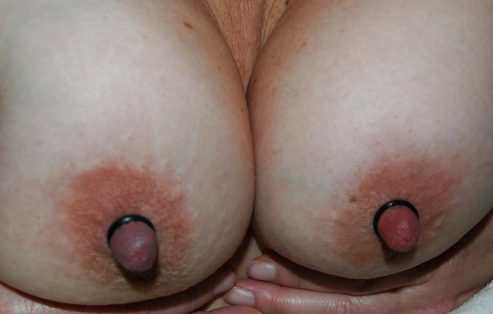 Giant long nipples