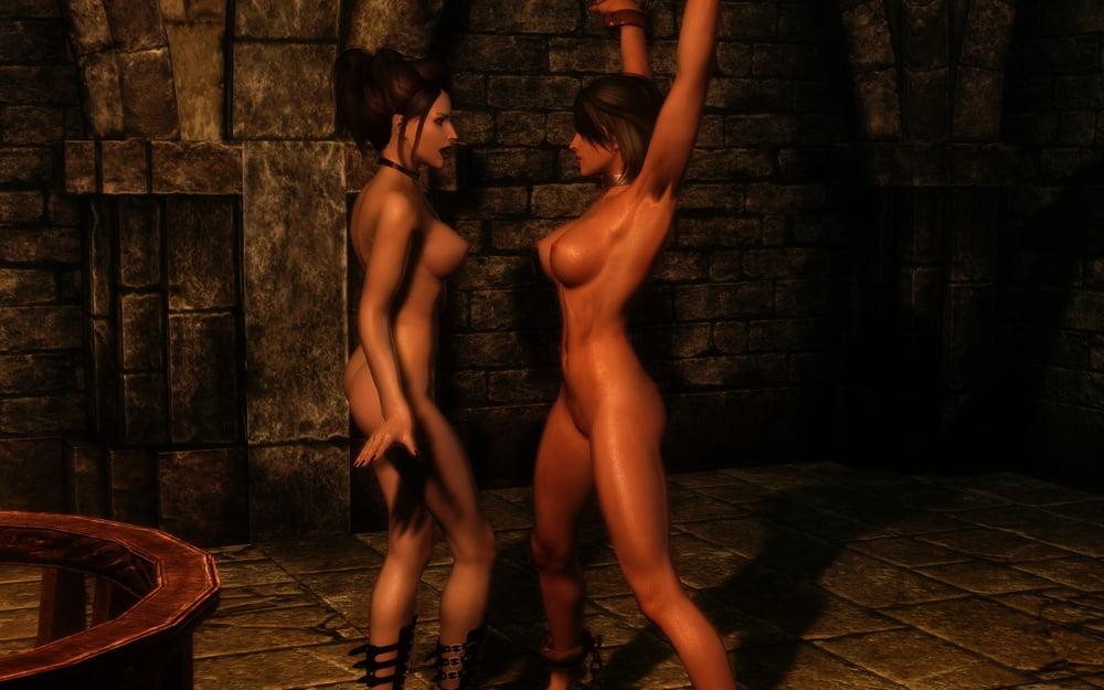 любых как попасть в секс-рабство в скайриме протянул