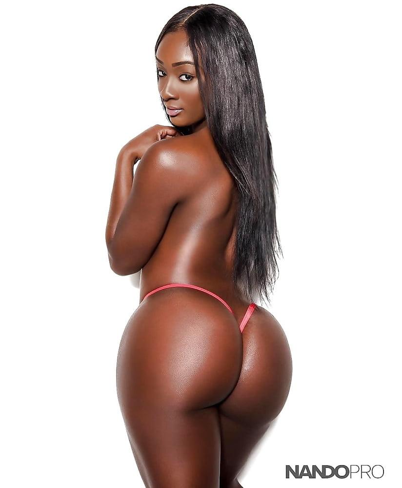 Big ass black hair the extraordinary negroes