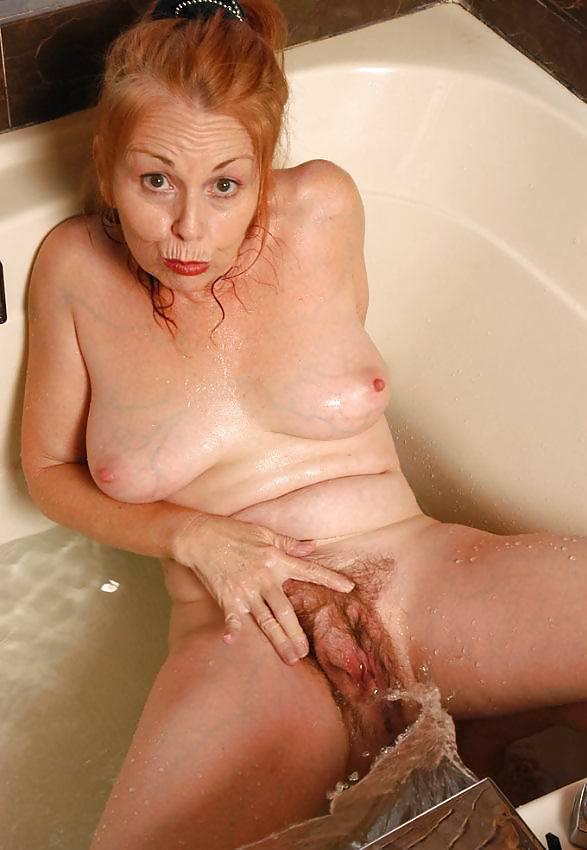 Mature Hairy Redhead Stella - 20 Pics  Xhamster-3629