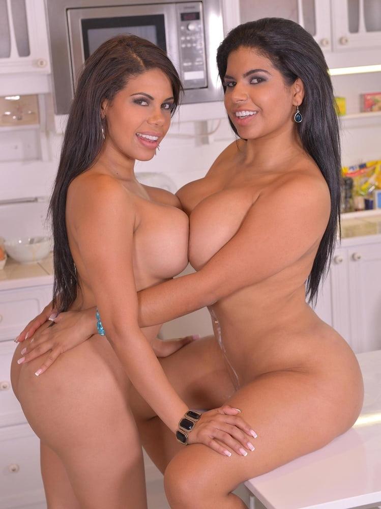 Twin girl pornstars — photo 10