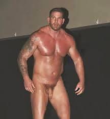 Swimwear Naked Man Bodybuilding Gif