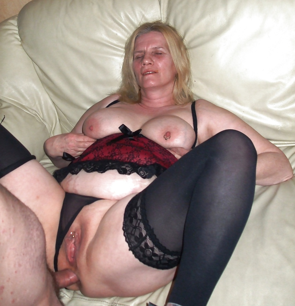 Fat granny amateur porn pics