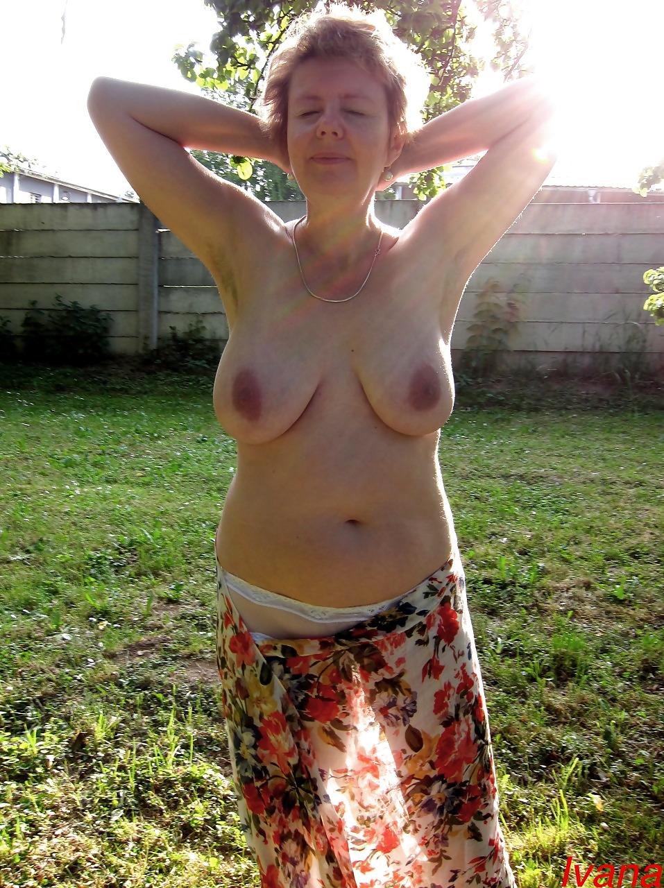 My mums boobs-5552