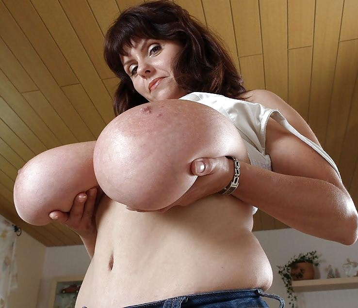 Mature xxl tits in tight tops, olivia o lovely big wet asses