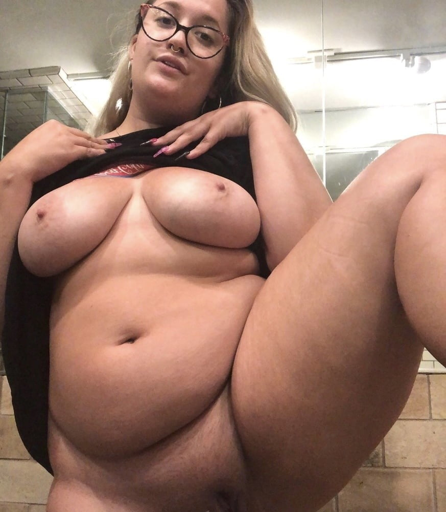 Sexy fat girl